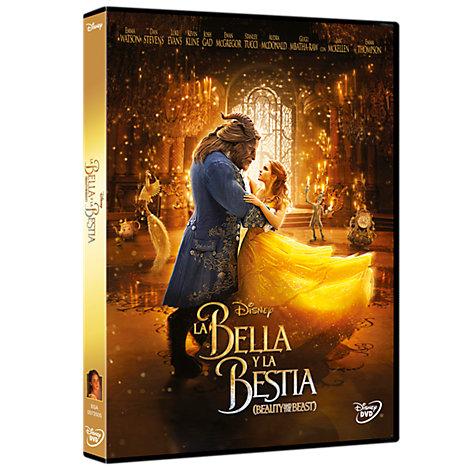 La Bella y La Bestia DVD