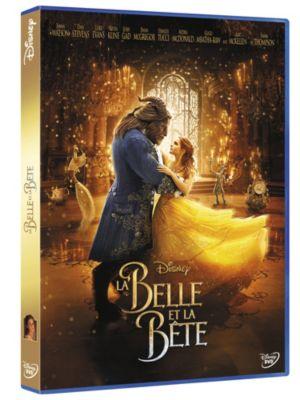 La Belle et la Bête DVD