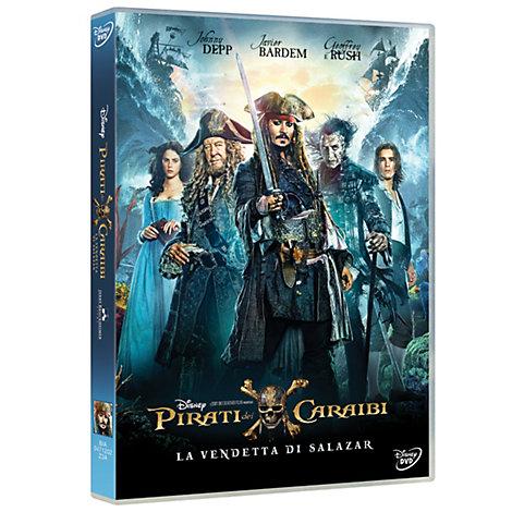 Pirati dei Caraibi, La Vendetta di Salazar DVD