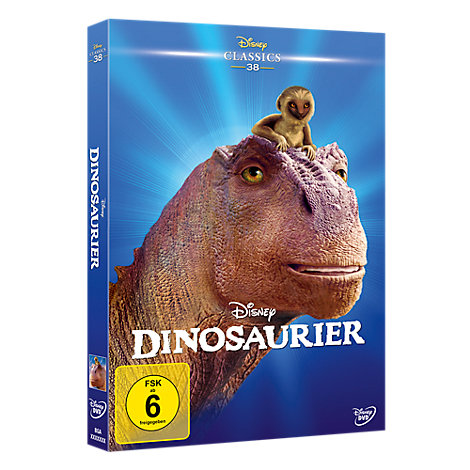 Dinosaurier DVD