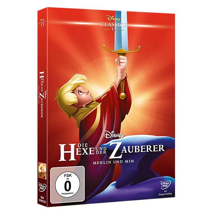 Die Hexe und der Zauberer DVD