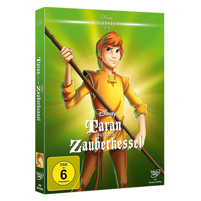 Taran und der Zauberkessel DVD