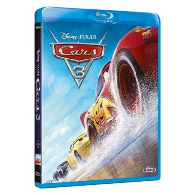 Cars 3 Blu-ray