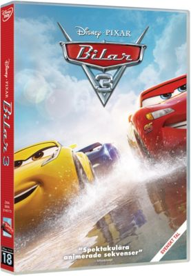 Bilar 3 DVD