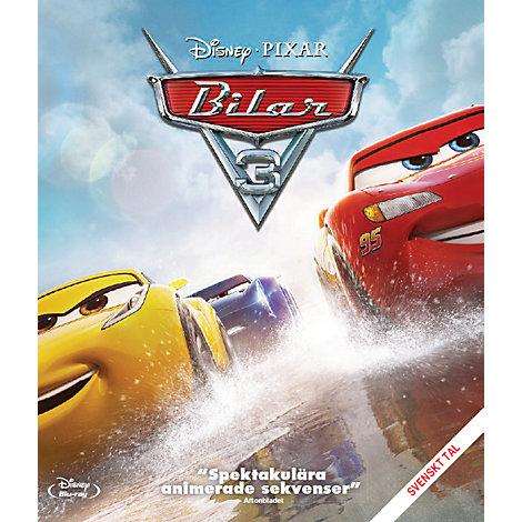 Bilar 3 Blu-ray
