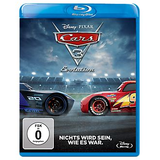 Cars 3 Evolution Blu-ray