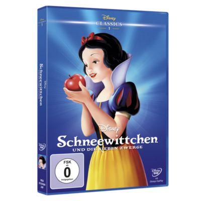 Schneewittchen und die sieben Zwerge DVD