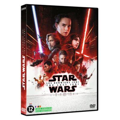Star Wars: Les Derniers Jedi DVD