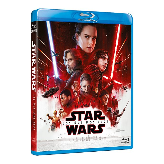 Star Wars: Los Ultimos Jedi Blu-ray