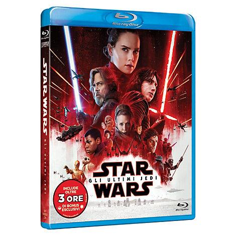 Star Wars: Gli Ultimi Jedi Blu-ray