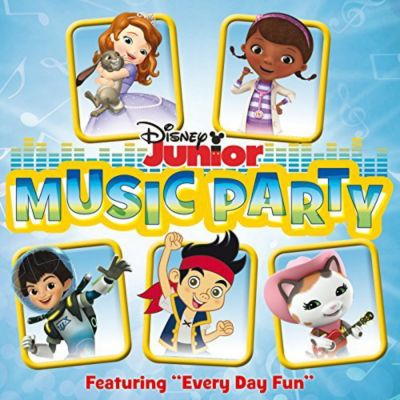 Disney Junior Music Party CD