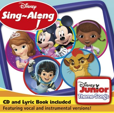 Disney Junior Singalong CD