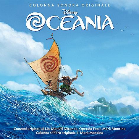 Oceania CD - Colonna Sonora Originale