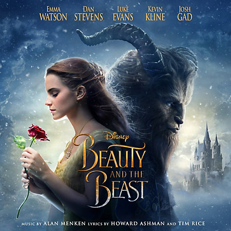 Beauty and the Beast - Soundtrack CD