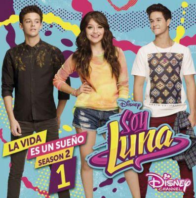 Soy Luna - La Vida es un Sueño (Colonna sonora)