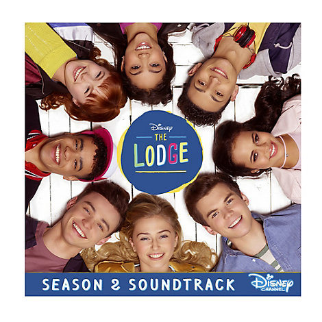 The Lodge - Season 2 Soundtrack CD