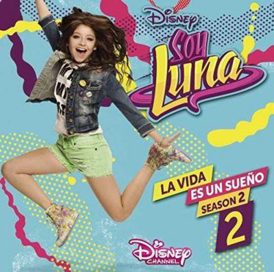 Soy Luna La Vida Es Un Sueño seconda stagione CD