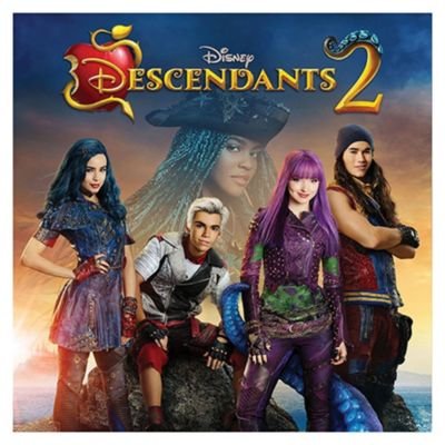 Descendants 2 - Original Soundtrack CD