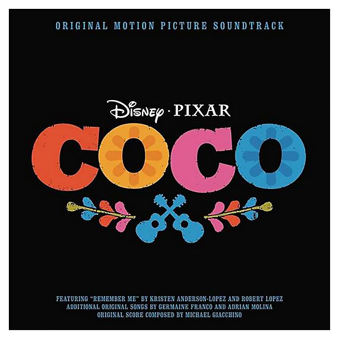 Coco - Original Soundtrack CD