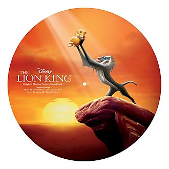 The Lion King Picture Disc Vinyl