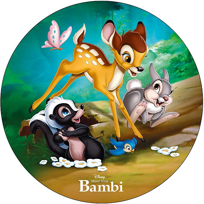 Bambi Picture Disc Vinyl