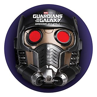 Guardians of the Galaxy Awesome Mix Vol. 1 Picture Disc Vinyl
