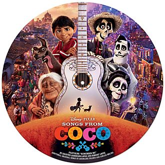 Coco Picture Disc Vinyl
