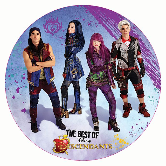The Best of Descendants Picture Disc Vinyl