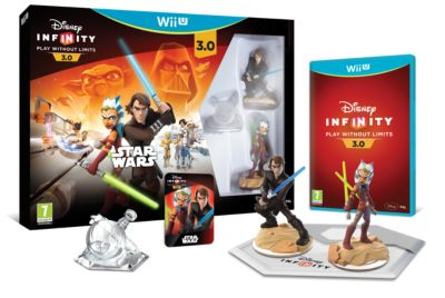 Disney INFINITY 3.0 Star Wars: Twilight of the Republic Play Set - WIIU