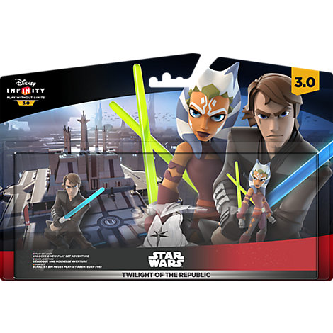 Disney Infinity 3.0 - Twilight of the Republic Play Set