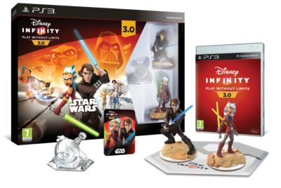 Pack de démarrage PlayStation 3, Disney INFINITY 3.0 : Star Wars