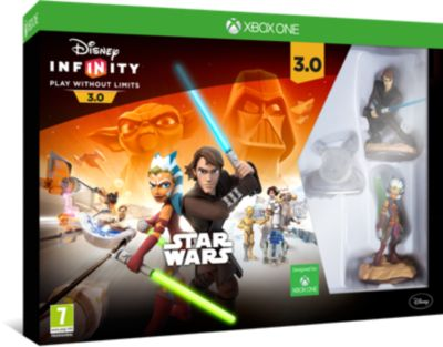 Pack de démarrage XBOX One, Disney INFINITY 3.0 : Star Wars