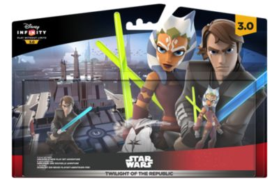 Pack Aventure, Disney INFINITY 3.0 : Star Wars, Twilight of the Republic