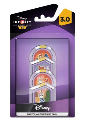 Zootroplis Power Discs, Disney Infinity