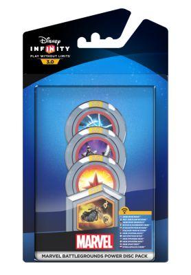 Infinity: Power Discs Marvel Battlegrounds