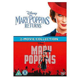 Mary Poppins/Mary Poppins Returns DVD Double Pack
