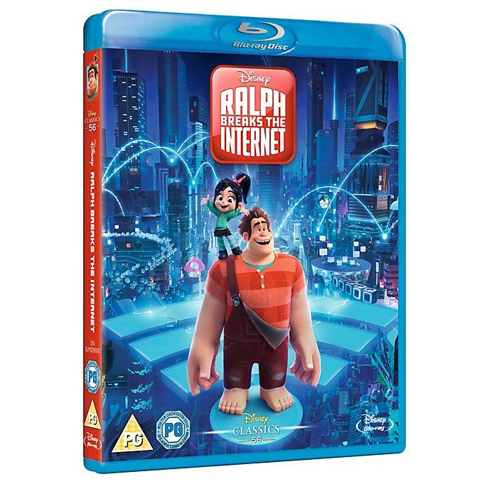 Ralph Breaks The Internet Blu-ray