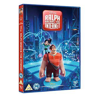Ralph Breaks The Internet DVD