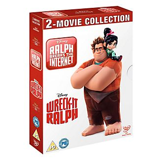 Wreck-it Ralph/Ralph Breaks The Internet DVD Double Pack