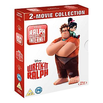 Wreck-it Ralph/Ralph Breaks The Internet Blu-ray Double Pack