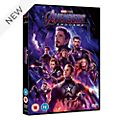 Avengers: Endgame DVD