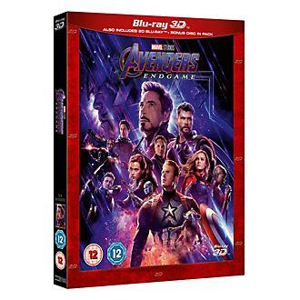 Avengers: Endgame 3D Blu-ray