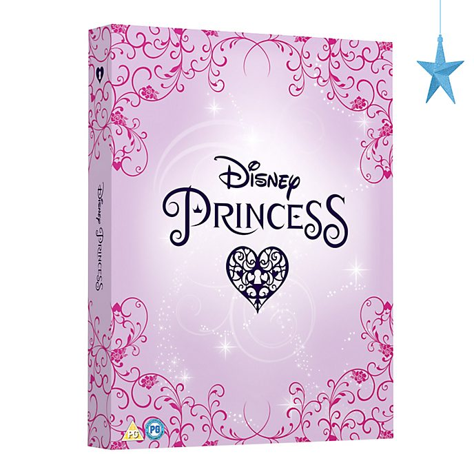 Disney Princess 12 DVD Complete Collection Box Set