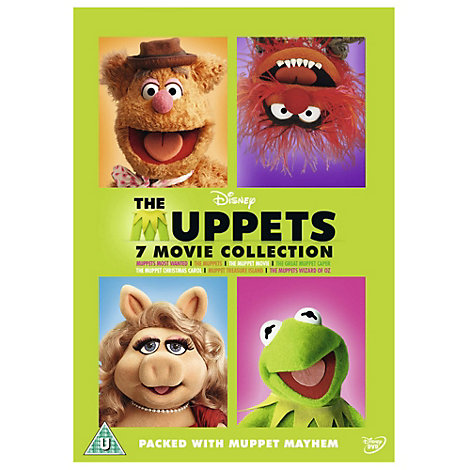 The Muppets DVD Boxset