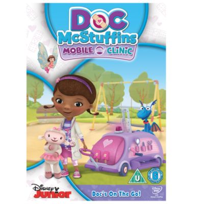 Doc McStuffins - Mobile Clinic DVD