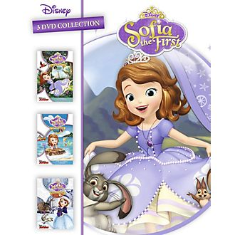 Sofia the First Triple Pack DVD