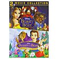 Beauty and the Beast & Belle's Magical World DVD set