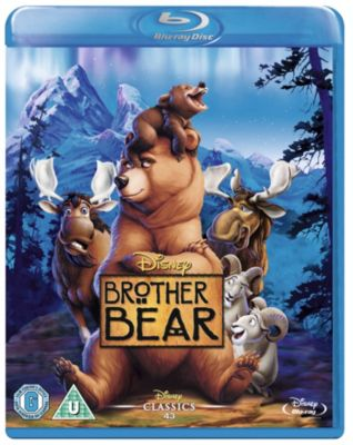 Brother Bear Blur-ray