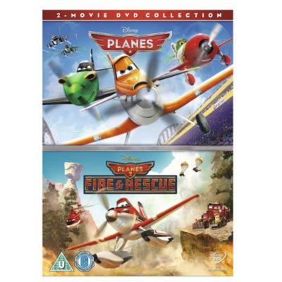 Planes & Planes 2 DVD Boxset