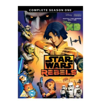 Star Wars Rebels Season 1 DVD